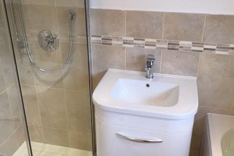 Bespoke showers