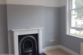 4 Bedroom Victorian Flat Refurbished in Wandsworth