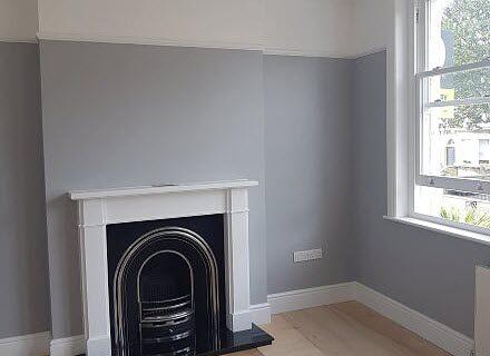 4 Bedroom Victorian Flat Refurbished in Wandsworth